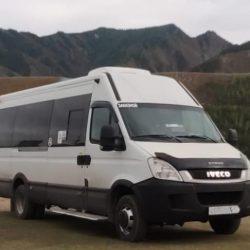 Микроавтобус Ивеко